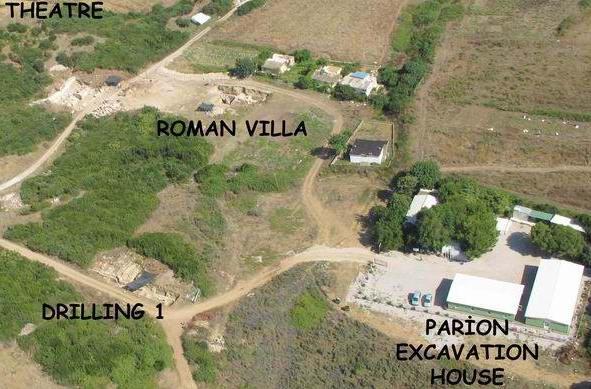 Parion Antik Kentinin Arkeojeofizik Haritası Çıkarılacak