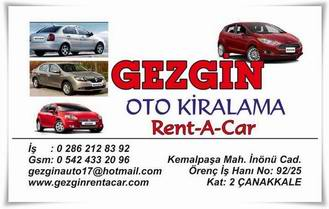 Gezgin Rent A Car