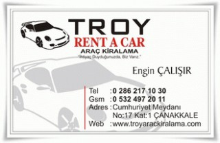 Troy Rent A Car