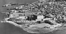 1960-1970'li Yıllarda Çimenlik Kalesi ve İskele Bölgesi