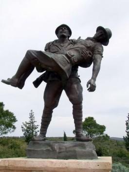 Metmetçiğe Saygı Anıtı