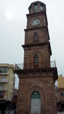Çanakkale Saat Kulesi ve Çeşmesi