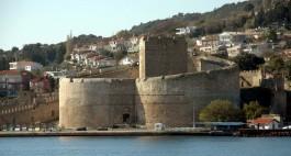 Fatih Sultan Mehmet Tarafından Yaptırılan Kilitbahir Kalesi