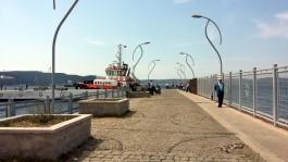 Çanakkale Şehir İskelesi