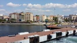 Çanakkale Feribot İskesi ve Sahil Kesimi