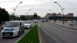 Sarıçay Üzerindeki Atatürk Köprüsü
