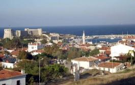 Bozcaada'dan Genel Görünüm