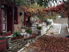 Bozcaada İlçe Merkezindeki Şirin Evler
