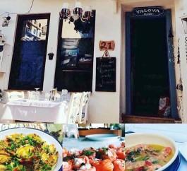 Bozcaada'daki Yalova Restoran