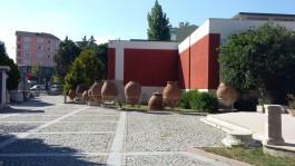 Çanakkale Arkeoloji Müzesi'nde Sergilenen Eserler