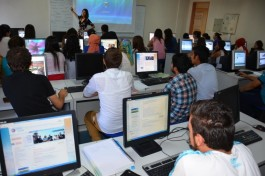 Çanakkale Onsekiz Mart Üniversitesi'nde Dersler