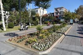 Çanakkale Cumhuriyet Meydanının Girişi