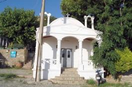 Gökçeada Kaleköy Kilisesi