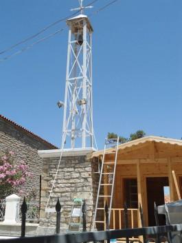 Gökçeada Tepeköy Kilisesi