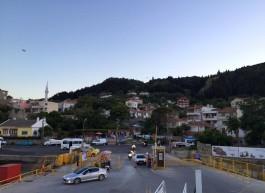 Kilitbahir Limanı ve Kilitbahir'in Görünümü