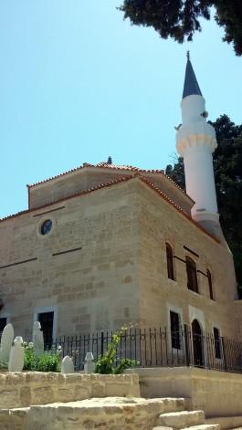 Kilitbahir'deki Cahidi Sultan Camii