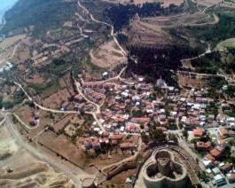 Kilitbahir'in Havadan Görünümü