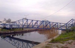 Sarıçay Üzerindeki Halk Köprüsü