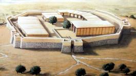 Troia Antik Kenti'nin Binlerce Yıl Önceki Görünümü