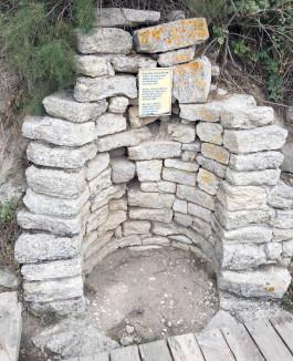 Troia Antik Kenti'ndeki Tarihi Kuyu