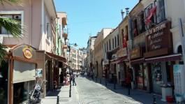 Çanakkale Çarşı Yalı Caddesi