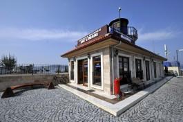 Çanakkale Yat Limanı Girişinden Görünüm