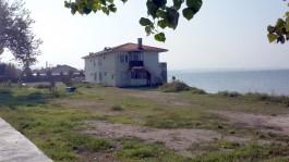 Çanakkale Yeni Kordonun Son Kısmında Yer Alan Eski Bir Bina