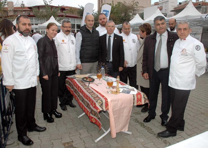 """""""2. Ulusal Aşçılar ve Pastacılar Şampiyonası"""" Başladı"""