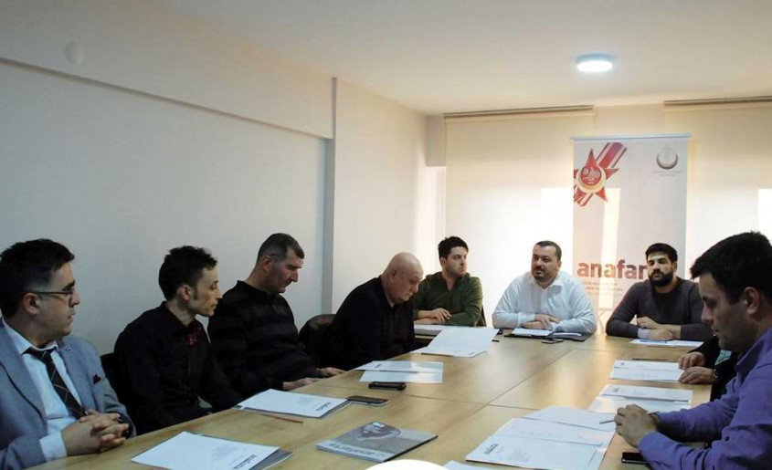 Çanakkale Muharebeleri Araştırmacıları Anafarta Dergisi'nde Buluştu