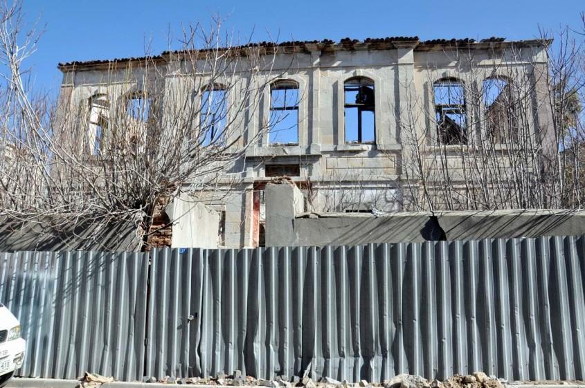 Bayramiç'teki Tarihi Bina Eğitim Kurumu Olacak
