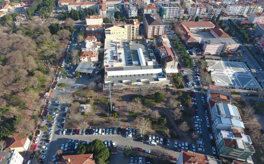 Belediye İş Merkezi Yıkılıp Yerine Yenisi Yapılacak