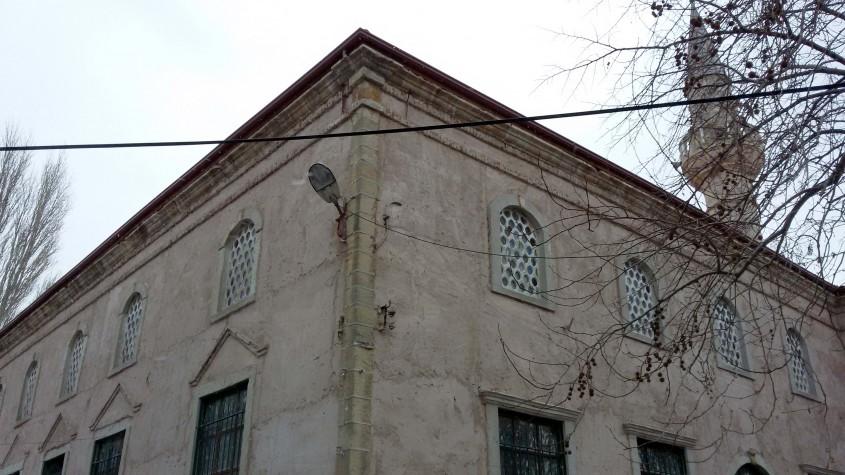 Tarihi Caminin Restorasyonu 1 Yıldır Tamamlanamadı