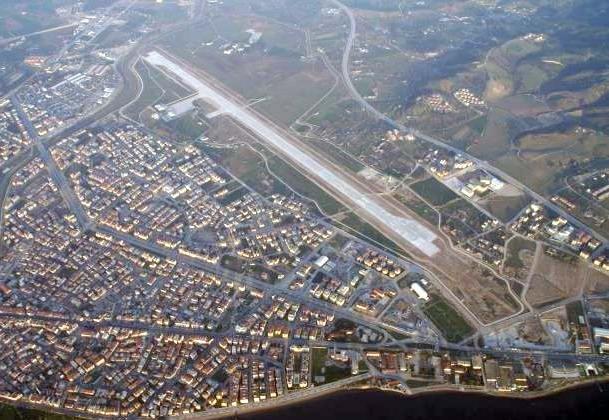 Çanakkale'de Havayolu İle Ulaşıma Büyük Talep