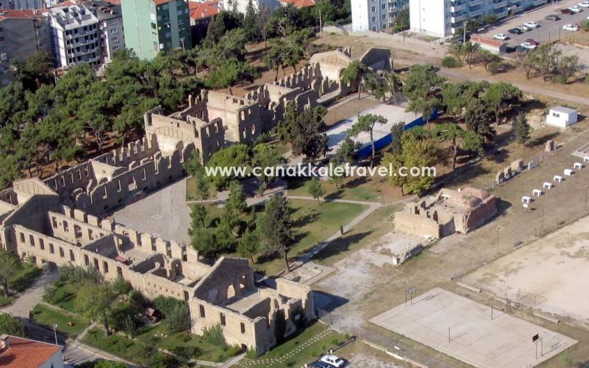 146 Yıllık Tarihi Hastane Binası Kurtarılıyor