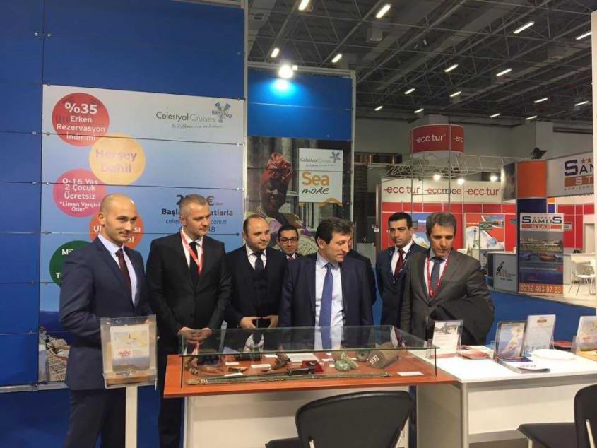 Çatod, Travel Turkey İzmir Fuarı'na Katılacak
