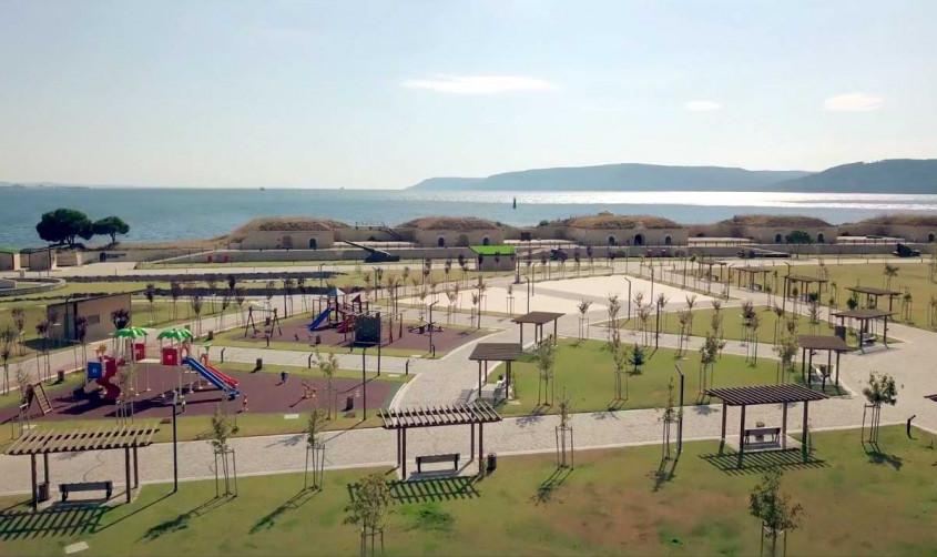 Hamidiye Tabyası Ziyarete Açıldı