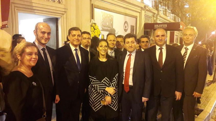 2018 Troia Yılı İcra Komitesinden Kale Grubuna Ziyaret