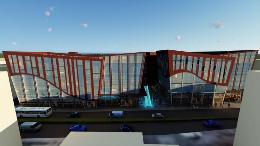 Çanakkale'ye Katlı Otopark Ve İş Merkezi Yapılıyor