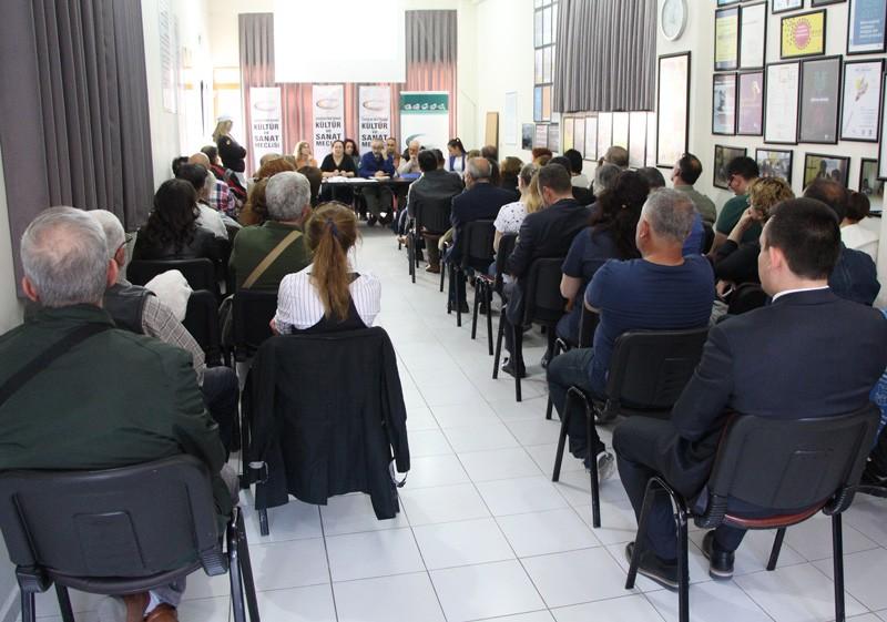 Kent Konseyi Kültür ve Sanat Meclisi Yönetimi Belirlendi