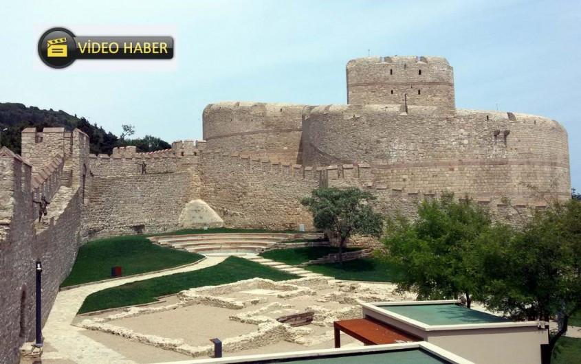 Tarihi Kale 7 Yıl sonra Ziyarete Açıldı