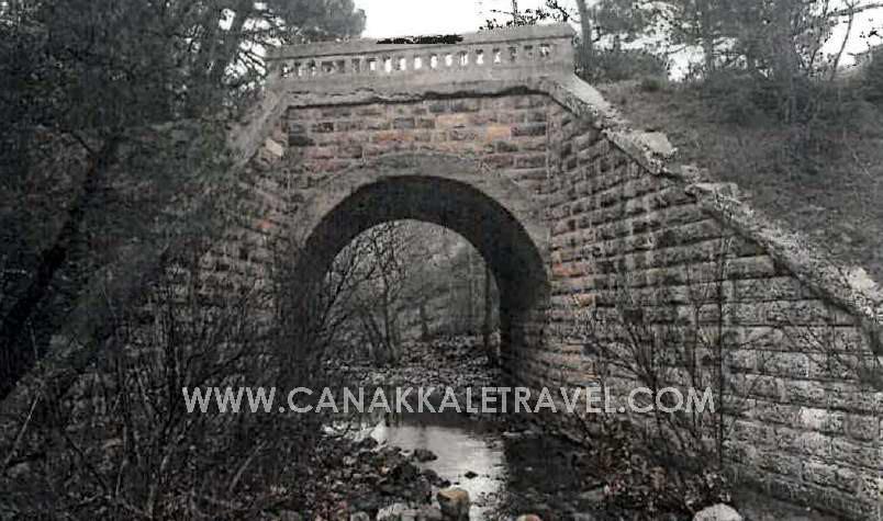 Tarihi Kirazlı Köyü Köprüsü Koruma Altına Alındı
