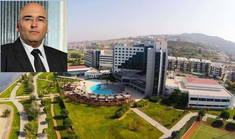 Çanakkale Kolin Hotel'de Yeni Genel Müdür Mehmet Satar