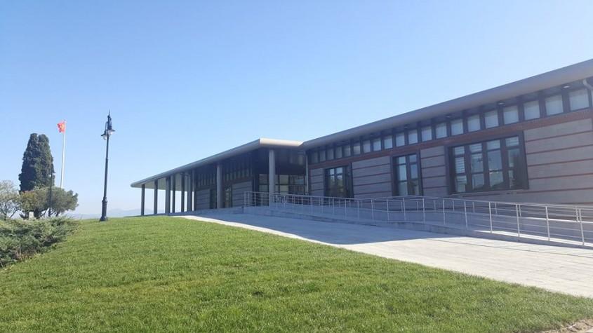 Tarihi Alan Başkanlığı Yeni Hizmet Binasına Taşındı