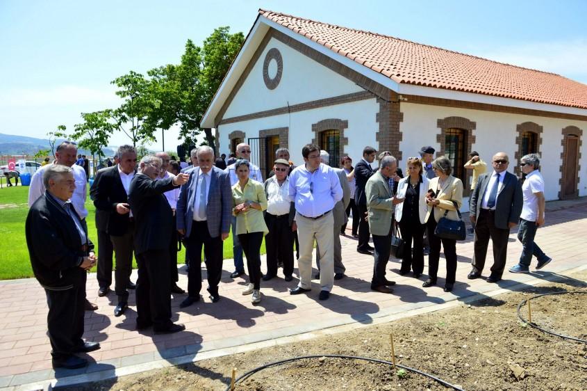 """Çanakkale'de """"Tohum Sandığı Projesi"""" Hayata Geçti"""
