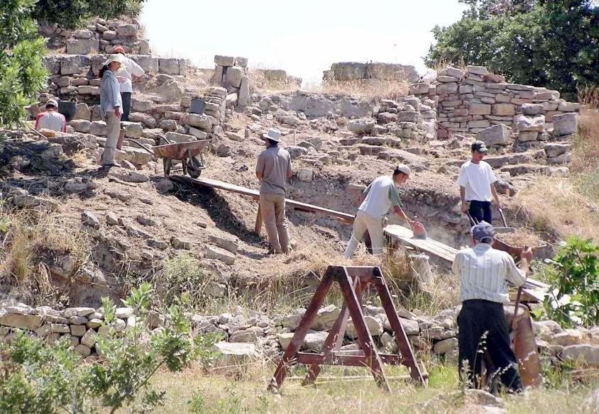Antik Kent Kazı Çalışmalarına 295 Bin TL Ödenek