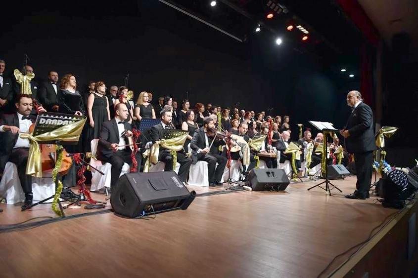 Çanakkale Belediyesi TSM  Korosu'ndan Yeni Yıla Merhaba Konseri