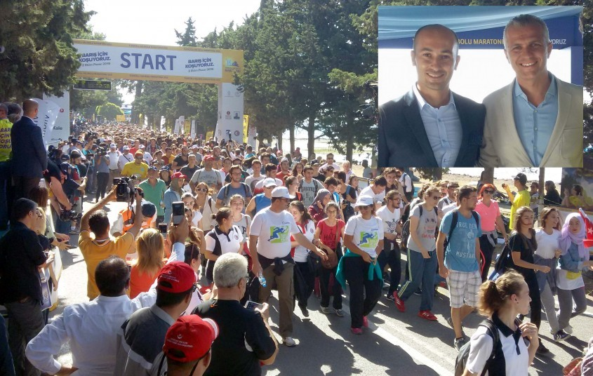 """""""Turkcell Gelibolu Maratonu""""nda Hedef 10 Bin Kişi"""