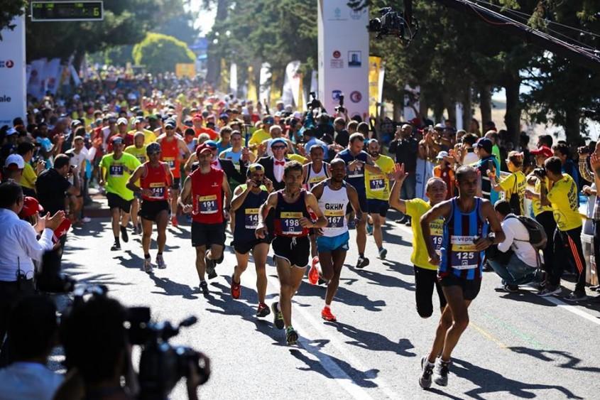 Turkcell Gelibolu Maratonu Start Alıyor