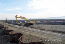 Çanakkale Boğaz Köprüsü Yapım Çalışmaları Devam Ediyor