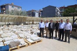 Arkeoloji Müzesi'ndeki Eserler Troya Müzesi'ne Taşınıyor